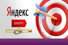 Настройка контекстной рекламы в Яндекс Директ 22 - kwork.ru