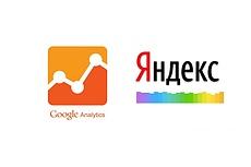 Установка и базовая настройка счетчика Яндекс Метрика 7 - kwork.ru