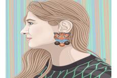 Рисунки, портреты, иллюстрации 19 - kwork.ru