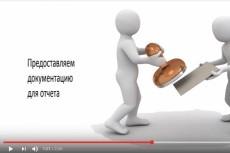 Рисованное видео для бизнеса 4 - kwork.ru
