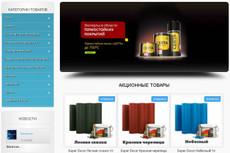 Разработка сайта под ключ 21 - kwork.ru