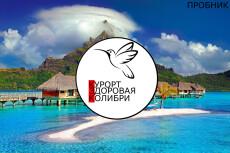 Логотип для вашего канала, товара, сообщества соц. сетей 12 - kwork.ru