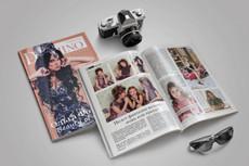 Сделаю обложку для вашего журнала 13 - kwork.ru