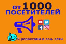 Кликовый трафик на сайт. Выполнение любых действий 37 - kwork.ru