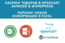 напишу парсер любого сайта на Python 6 - kwork.ru