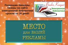 Реклама и PR 13 - kwork.ru