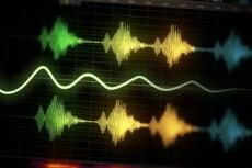 Обрежу любой участок аудиофайла 12 - kwork.ru