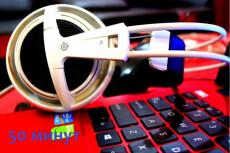 Расшифровка аудио видеозаписей, опыт работы 2 года, конфиденциально 10 - kwork.ru