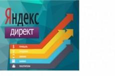 Качественная настройка рекламы в РСЯ 14 - kwork.ru