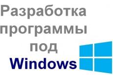 Программы для ПК под Windows 21 - kwork.ru