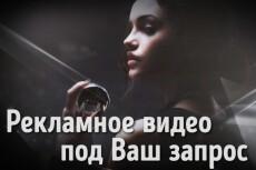Сделаю динамичный 30 секундный рекламный видео ролик 21 - kwork.ru