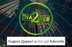 Контекстная реклама Google Yandex 12 - kwork.ru