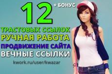 13 ВЕЧНЫХ ссылок с ТОПфорумов страны. Ручная работа 15 - kwork.ru