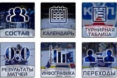 Оформление группы Вконтакте = Меню+Аватарка+Баннер 17 - kwork.ru