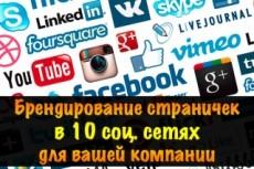Администрирование, ведение страничек, групп в соцсетях 16 - kwork.ru