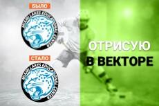 Уберу с фото, рисунка, логотипа или картинки водяной знак (watermark) 4 - kwork.ru