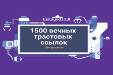 Размещу 1500 вечных трастовых ссылок на ресурсах с икс от 10 и выше 11 - kwork.ru