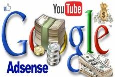 50 000 показов для Google AdSense 4 - kwork.ru