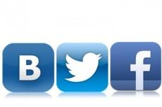разработаю дизайн группы в ВК, Facebook, Twitter 3 - kwork.ru