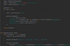 Напишу с нуля или скорректирую имеющийся у вас скрипт JS 3 - kwork.ru