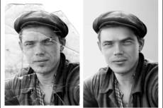 Сделаю цветокоррекцию и восстановление старых фото 7 - kwork.ru