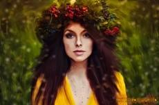 Нарисую ваш портрет на фотошопе 12 - kwork.ru