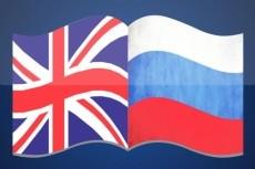 Сделаю технический, литературный перевод с английского на русский язык 17 - kwork.ru