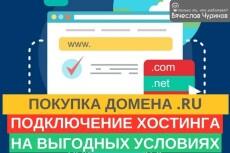 Создам одностраничный сайт на Wordpress 15 - kwork.ru