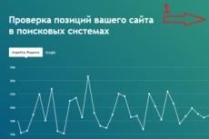 Подробный анализ обратных ссылок 8 - kwork.ru