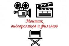 Создание мини фильмов 14 - kwork.ru