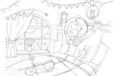 Иллюстрации для детских книг и журналов 30 - kwork.ru