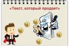 Напишу рабочий продающий текст 33 - kwork.ru