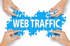 14000 уникальных посещений на ваш сайт в течение недели 14 - kwork.ru