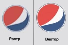 Нарисую Ваш портрет в разных стилях для печати на холсте! 11 - kwork.ru