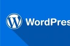 Русификация WordPress темы 39 - kwork.ru