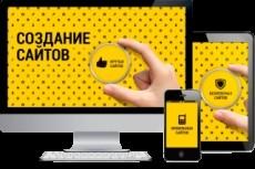 Создам сайт на wix.com 23 - kwork.ru