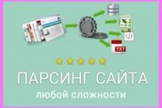 Сделаю парсинг информации с поисковым запросом - 100 + 50 штук 20 - kwork.ru