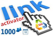 Мобильный трафик на сайт - 1000 посетителей 36 - kwork.ru