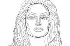 Создам креативный векторный портрет по фото 15 - kwork.ru