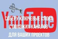 Подбор ключевых фраз и описаний для сайта 11 - kwork.ru