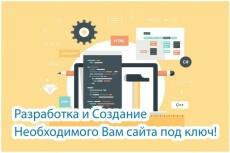 Сайт под ключ на WordPress 25 - kwork.ru