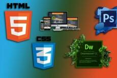 Дизайн HTML письма 28 - kwork.ru