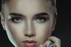 ретушь лица, коррекция недостатков фотографии 10 - kwork.ru