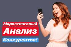 Анализ конкурентов 14 - kwork.ru