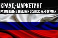 Размещу подпись на форуме Ruseo 10 - kwork.ru