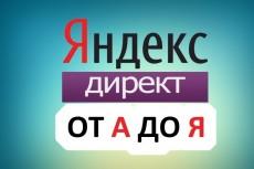 Настрою яндекс директ 4 - kwork.ru