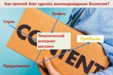 консультации по созданию тематического интернет магазина 3 - kwork.ru