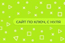 Landing Page, сайт-визитка под ключ 21 - kwork.ru