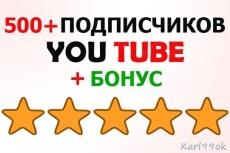 4000 подписчиков в Instagram. Гарантия отписок 32 - kwork.ru