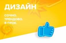 Прототип 1 страницы сайта, магазина 23 - kwork.ru